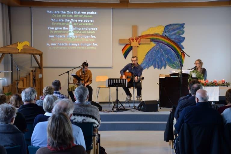 Gottesdienste und Veranstaltungen